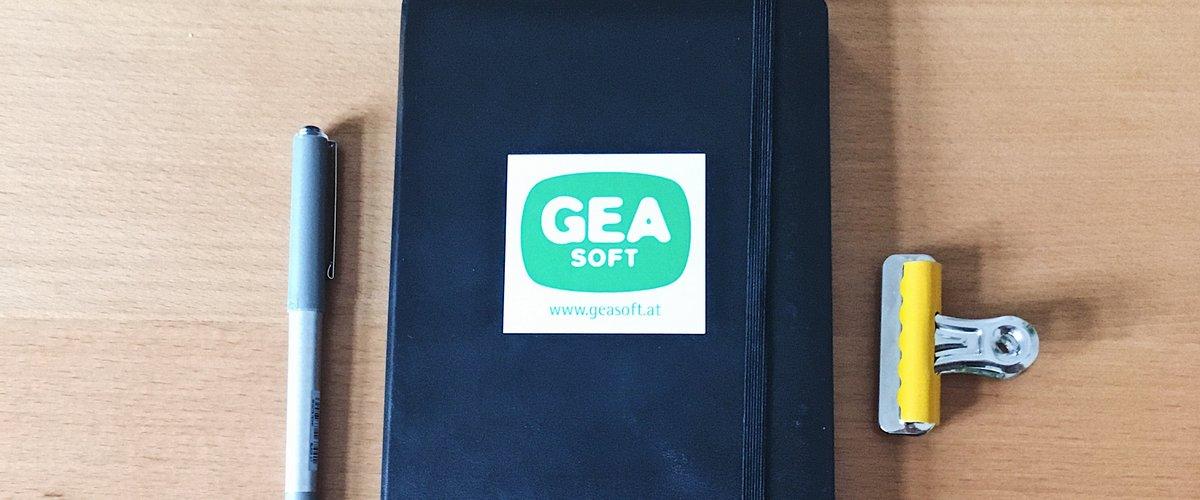 GEAsoft Notizbuch